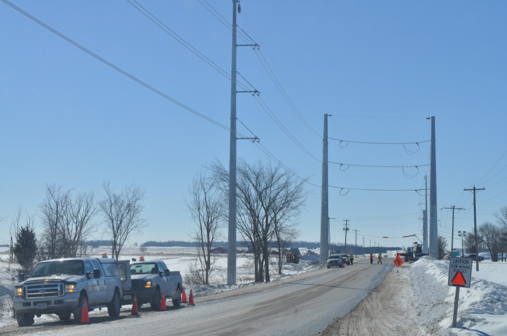 SW Ontario Transmission Lines